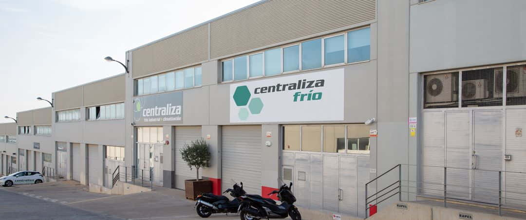 Centraliza Frio nave industrial